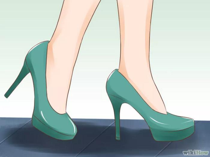 9 bí quyết đi giày cao gót giúp nàng thanh lịch như một công nương đích thực Ảnh 1