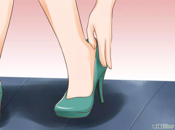 9 bí quyết đi giày cao gót giúp nàng thanh lịch như một công nương đích thực Ảnh 9