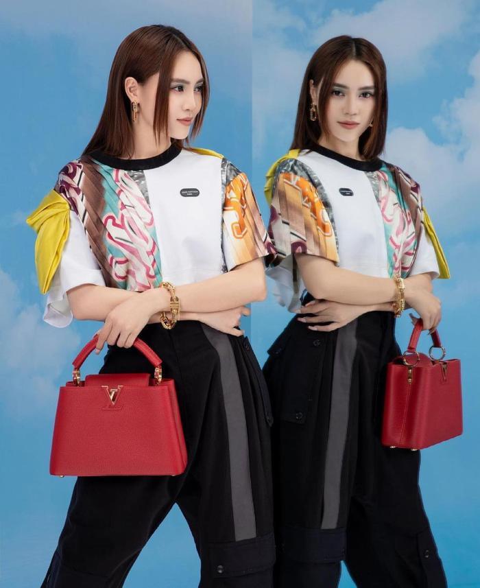 Ninh Dương Lan Ngọc ăn diện sang chảnh chả kém cạnh fashionista thế giới nào Ảnh 4