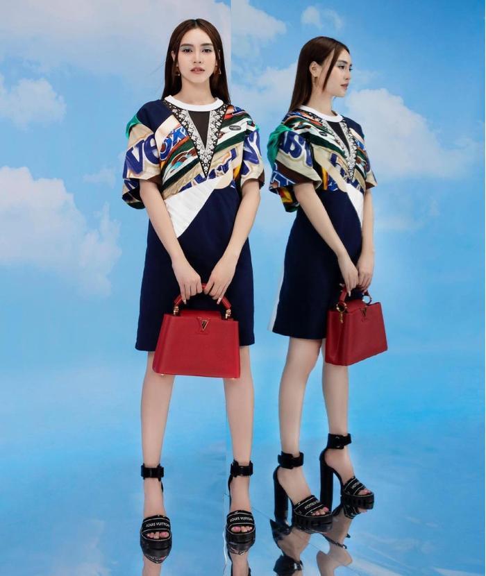 Ninh Dương Lan Ngọc ăn diện sang chảnh chả kém cạnh fashionista thế giới nào Ảnh 1