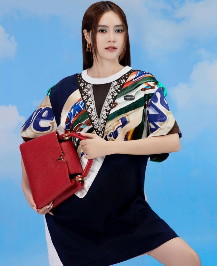 Ninh Dương Lan Ngọc ăn diện sang chảnh chả kém cạnh fashionista thế giới nào Ảnh 6