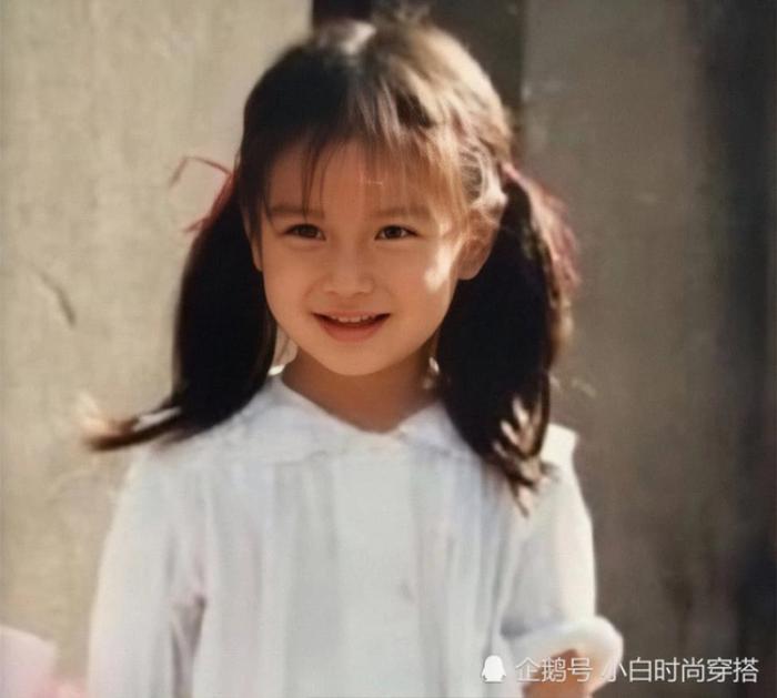 Hình ảnh thuở nhỏ của minh tinh Hoa ngữ: Dương Mịch xinh đẹp từ bé, Tiêu Chiến kháu khỉnh Ảnh 2