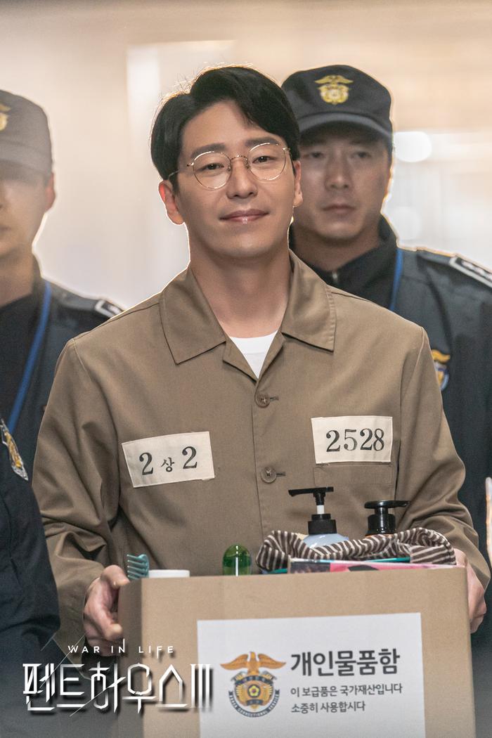 Logan Lee - Min Seol Ah dự tái sinh trong 'Penthouse 3': Em không hiểu, em không hiểu biên kịch ơi! Ảnh 10