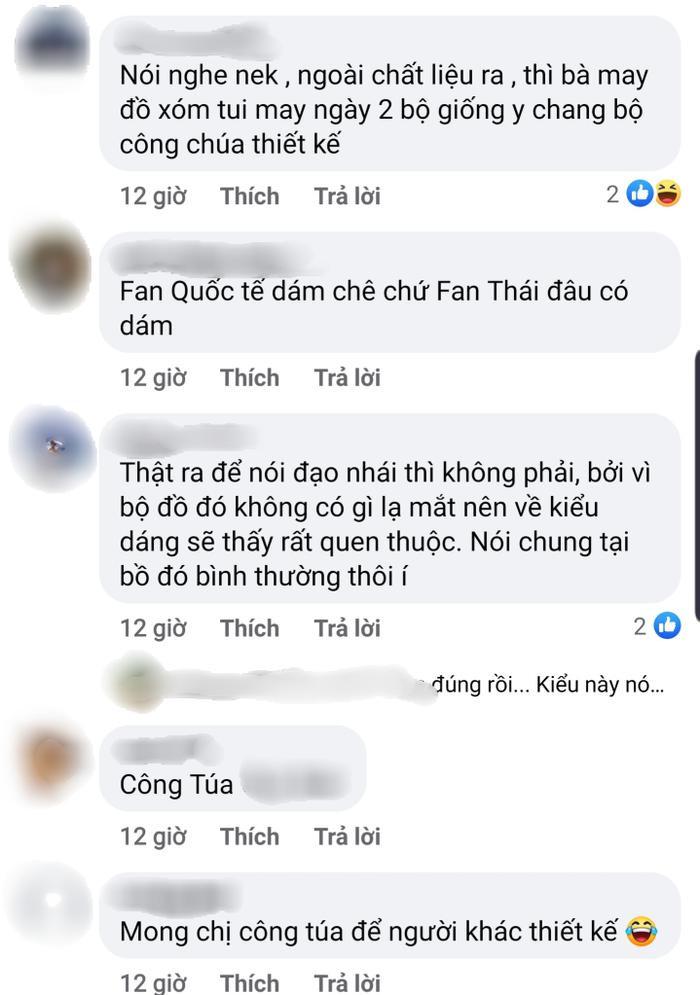 Trang phục của đối thủ Khánh Vân bị tố đạo nhái, fan Việt lên tiếng bênh vực Ảnh 4