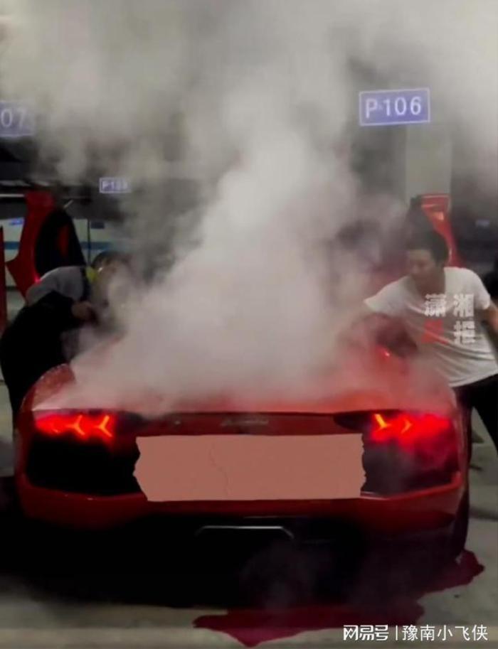 Dùng Lamborghini để nướng thịt dù số tiền để sửa xe gây 'choáng', nhóm thanh niên vẫn vô cùng hả hê Ảnh 2