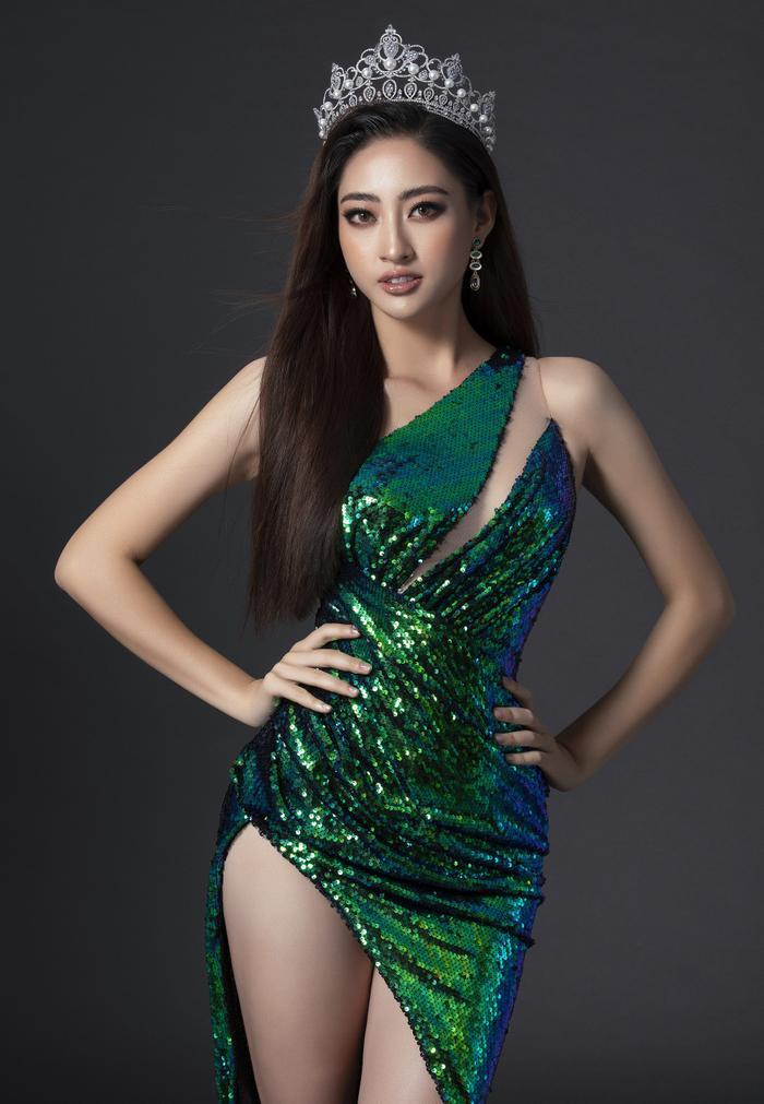 Đại diện Hy Lạp đối đầu với Kim Duyên ở Miss Universe: Từng bại trận trước Lương Thùy Linh ở Miss World Ảnh 6