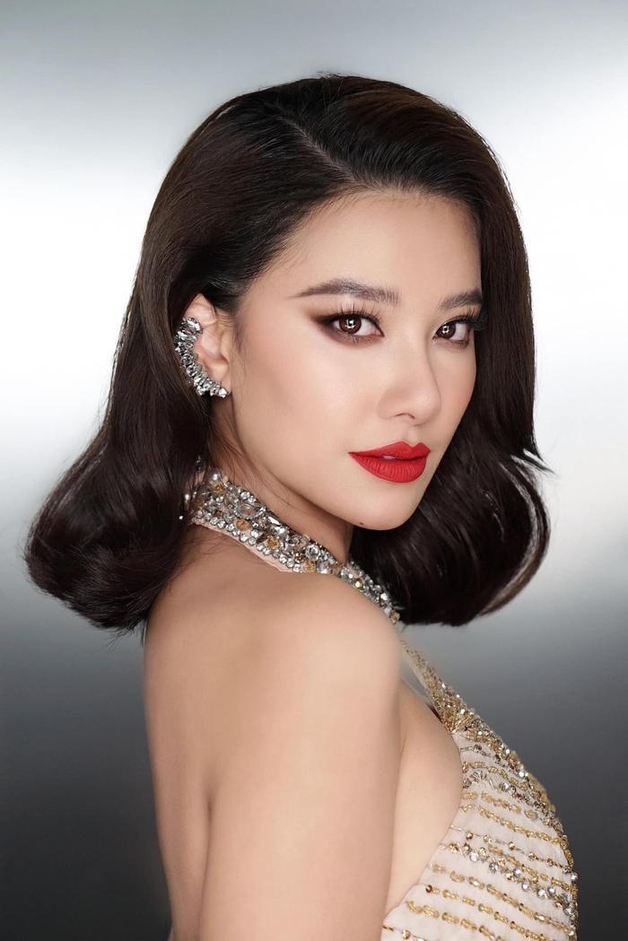 Đại diện Hy Lạp đối đầu với Kim Duyên ở Miss Universe: Từng bại trận trước Lương Thùy Linh ở Miss World Ảnh 9
