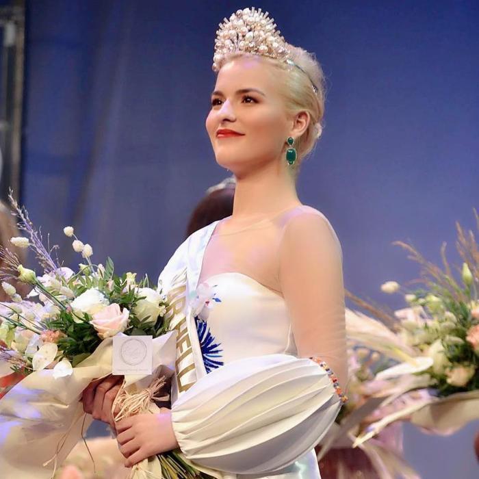 Đại diện Hy Lạp đối đầu với Kim Duyên ở Miss Universe: Từng bại trận trước Lương Thùy Linh ở Miss World Ảnh 2