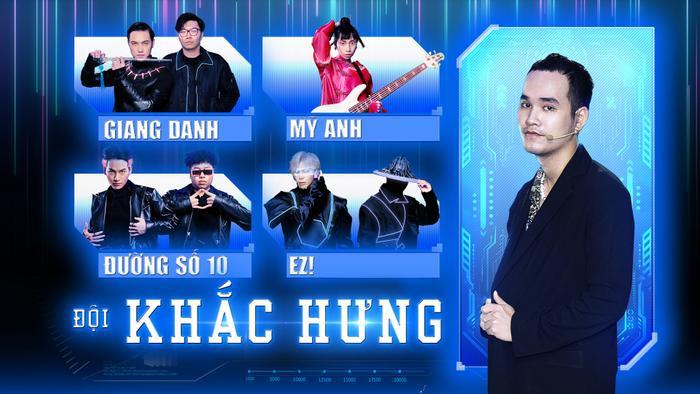 'Gạt bỏ' Erik và Quân AP, Master Nguyễn Hải Phong chỉ ra 6 gương mặt sẽ 'làm nên chuyện' tại The Heroes Ảnh 1