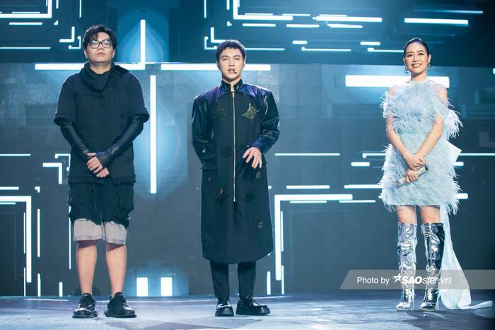Đi nước cờ thâm, JSol mang cả 'phép thuật winx' lên sân khấu khiến Master Nguyễn Hải Phong 'thức tỉnh' Ảnh 5