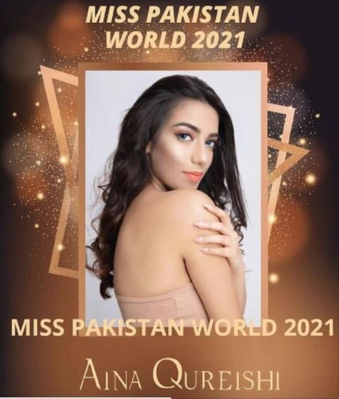 Đại diện Pakistan tại Miss World 2021: Thông thạo 6 thứ tiếng nhưng nhan sắc, thần thái kém xa Đỗ Thị Hà Ảnh 1