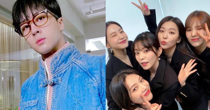 'Bạn trai tin đồn' của Taeyeon hứng gạch đá do viết bài hát nhạy cảm về Red Velvet Ảnh 2