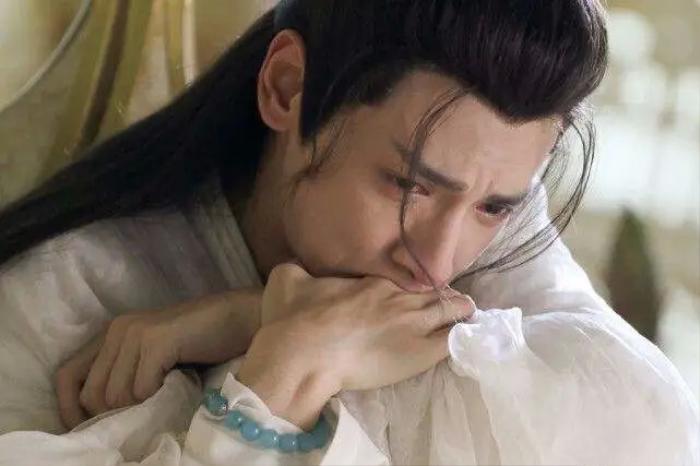 Khi nam thần cổ trang khóc: Người đau đớn quằn quại, kẻ âm thầm rơi lệ cũng khiến khán giả 'vỡ tim' Ảnh 6