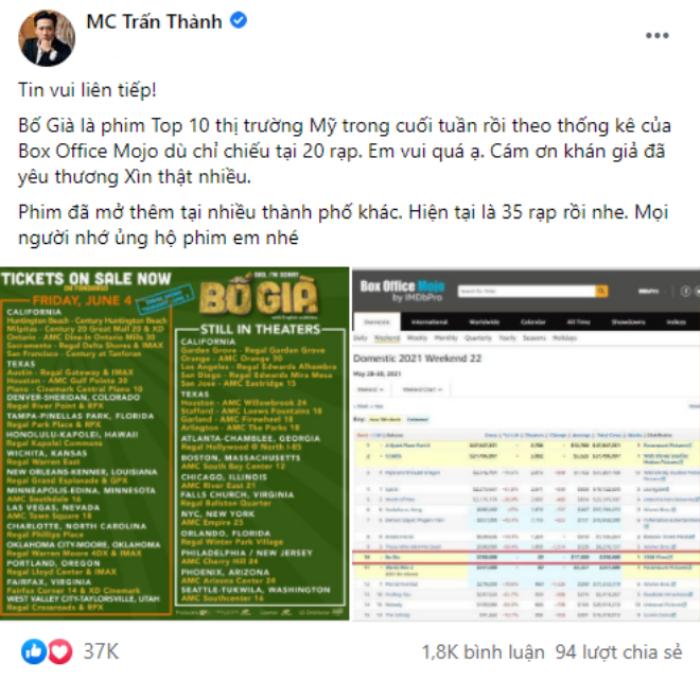 Mai Phương Thuý mong Trấn Thành sẽ là tỉ phú đầu tiên của làng giải trí Việt Ảnh 2