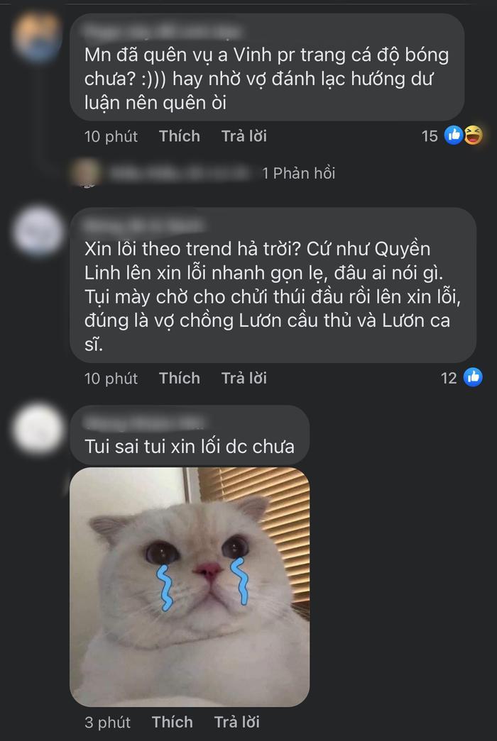 Netizen phản ứng trước lời xin lỗi của Thuỷ Tiên: Người ủng hộ, kẻ mỉa mai Hoài Linh, Công Vinh Ảnh 3