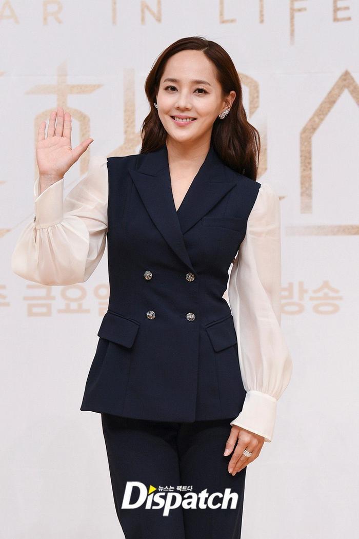 Họp báo 'Penthouse 3': Kim So Yeon xinh đẹp bên 2 chồng, Lee Ji Ah 'mém vồ ếch' Ảnh 2