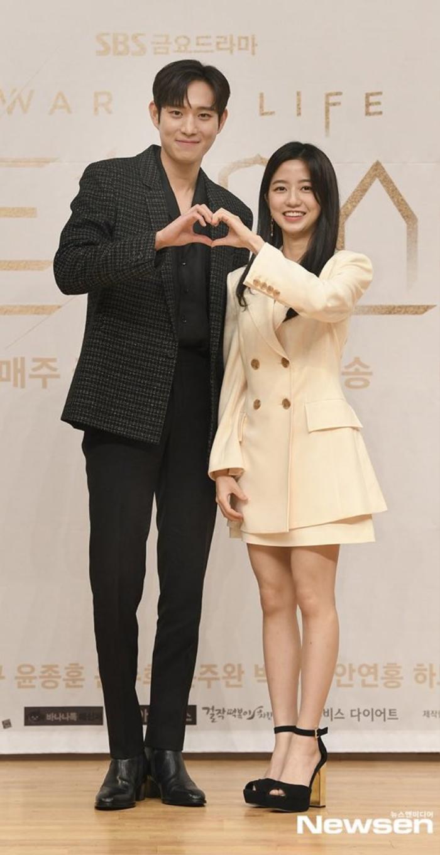 Họp báo 'Penthouse 3': Kim So Yeon xinh đẹp bên 2 chồng, Lee Ji Ah 'mém vồ ếch' Ảnh 11