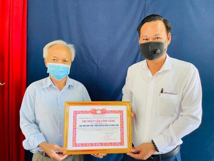 Dân mạng yêu cầu ekip NSƯT Hoài Linh sao kê số tiền cứu trợ hơn 15,2 tỷ Ảnh 3