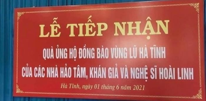 Dân mạng yêu cầu ekip NSƯT Hoài Linh sao kê số tiền cứu trợ hơn 15,2 tỷ Ảnh 2