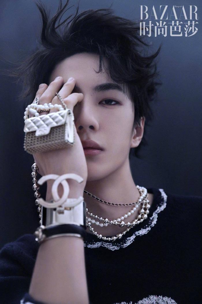 Vương Nhất Bác chính thức trở thành Đại sứ hình tượng Chanel tại Trung Quốc Ảnh 10