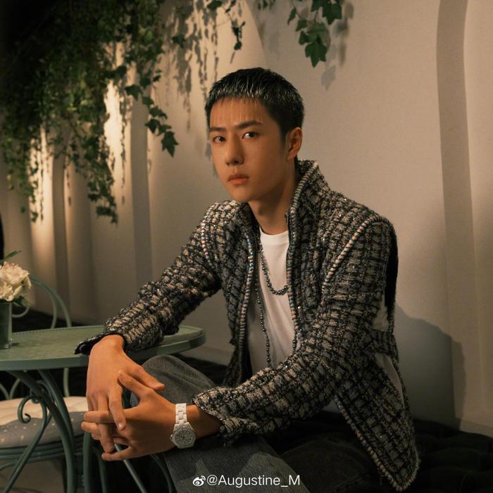 Vương Nhất Bác chính thức trở thành Đại sứ hình tượng Chanel tại Trung Quốc Ảnh 2