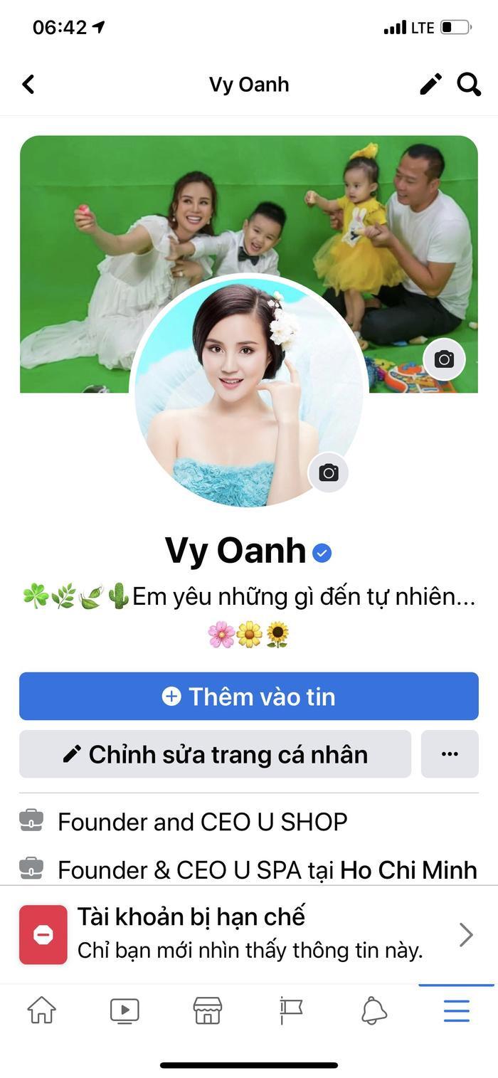 Vy Oanh liên tục bị report facebook: Biên lai chuyển tiền đã bị người ta photoshop Ảnh 2