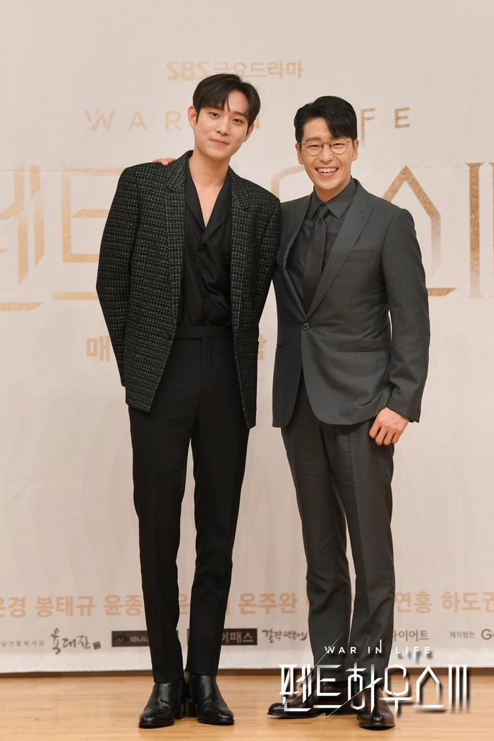 Họp báo 'Penthouse 3': Uhm Ki Joon lộ hint Joo Dan Tae chết, Seok Hun - Bae Rona gặp bi kịch? Ảnh 6