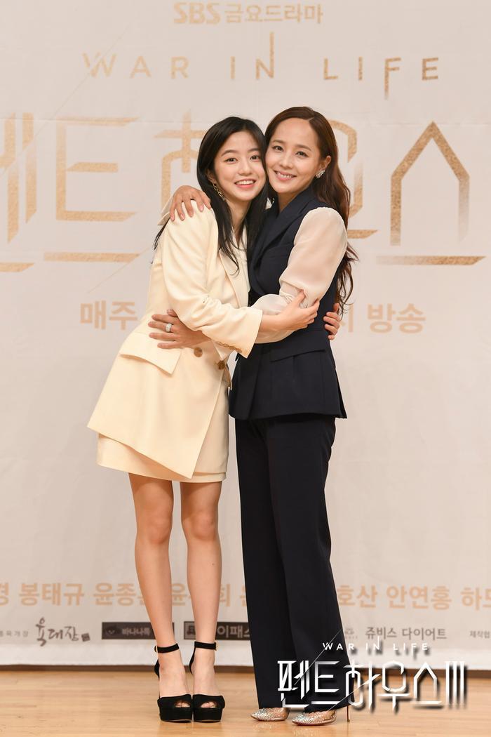 Họp báo 'Penthouse 3': Uhm Ki Joon lộ hint Joo Dan Tae chết, Seok Hun - Bae Rona gặp bi kịch? Ảnh 3