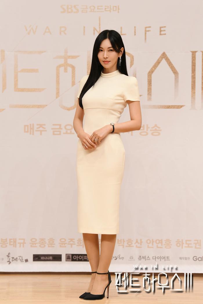 Họp báo 'Penthouse 3': Uhm Ki Joon lộ hint Joo Dan Tae chết, Seok Hun - Bae Rona gặp bi kịch? Ảnh 8