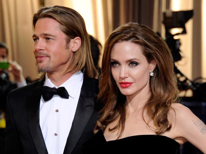 Angelina Jolie giận dữ vì Brad Pitt giành được quyền nuôi con Ảnh 2