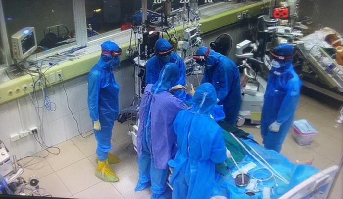 Bệnh nhân Covid-19 thứ 51 tử vong, có nhiều bệnh lý nền nặng Ảnh 1