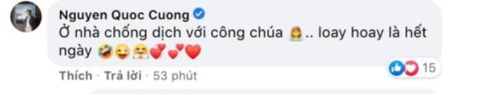 Ở nhà tránh dịch, Đàm Thu Trang than thở vì phải trông nom tận '3 đứa trẻ' Ảnh 3