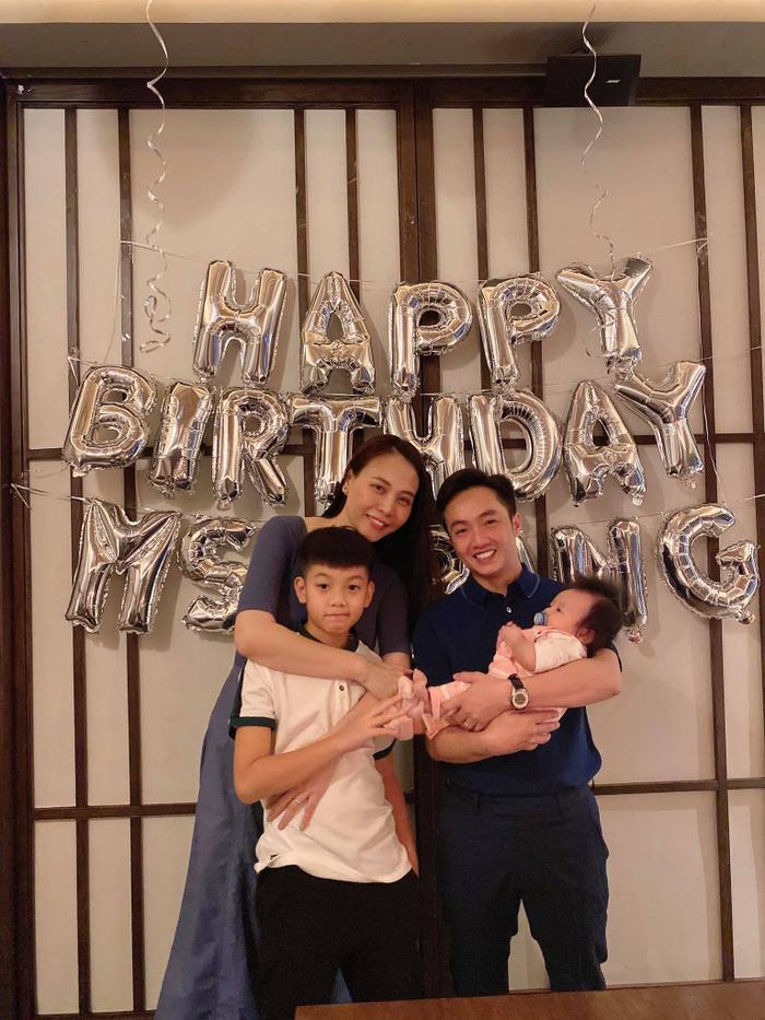 Ở nhà tránh dịch, Đàm Thu Trang than thở vì phải trông nom tận '3 đứa trẻ' Ảnh 6