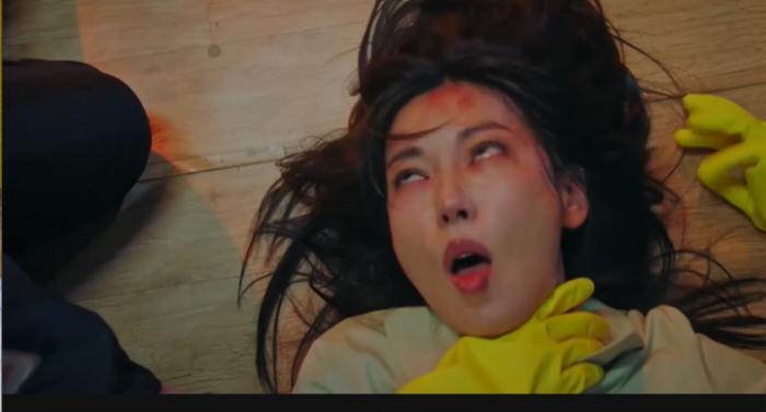 'Penthouse 3' tập 1: Logan banh xác dưới tay dượng Tae, Seo Jin vừa ra tù đã bị cho bay màu ngay tập đầu? Ảnh 40