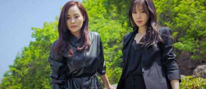 'Penthouse 3' tập 1: Logan banh xác dưới tay dượng Tae, Seo Jin vừa ra tù đã bị cho bay màu ngay tập đầu? Ảnh 44