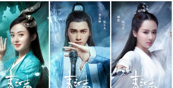 4 bộ phim có lượt xem cao nhất của Triệu Lệ Dĩnh: 'Hoa Thiên Cốt' vẫn chưa phải địch thủ Ảnh 11