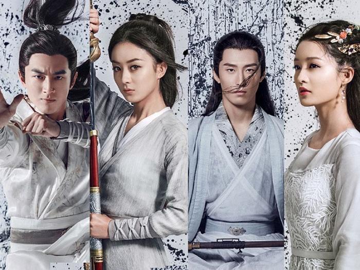 4 bộ phim có lượt xem cao nhất của Triệu Lệ Dĩnh: 'Hoa Thiên Cốt' vẫn chưa phải địch thủ Ảnh 16
