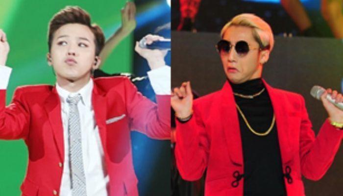 Sơn Tùng và G-Dragon để kiểu tóc giống nhau: Dân mạng về team nào?