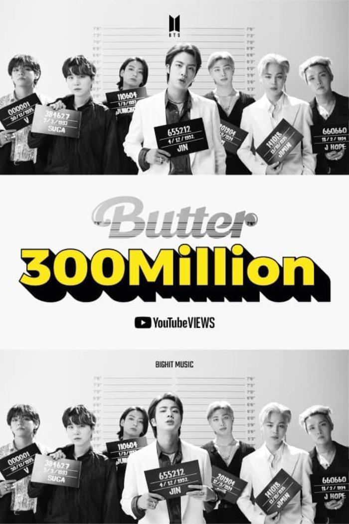 Butter 'công phá' hàng loạt bảng xếp hạng, tuy nhiên BTS lại mất cơ hội phá kỉ lục thế giới trên Youtube Ảnh 2