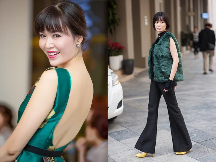 Những khoảnh khắc thời trang đẹp mãi trong lòng khán giả của Hoa hậu Nguyễn Thu Thủy Ảnh 7