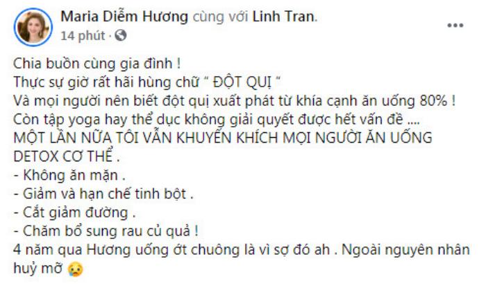 Dàn sao Việt bàng hoàng, tiếc thương trước khi ra đi đột ngột của Hoa hậu Thu Thủy Ảnh 5