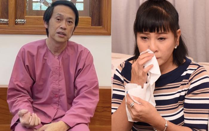Cát Phượng nức nở khi xem clip NS Hoài Linh giải trình việc từ thiện: 'Anh nói đến đâu, tôi khóc đến đó' Ảnh 2