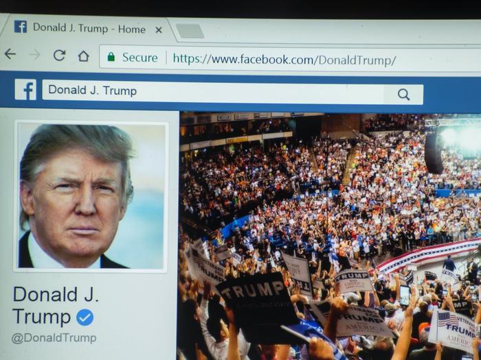 Facebook chính thức 'cấm cửa' ông Trump trong vòng 2 năm Ảnh 2