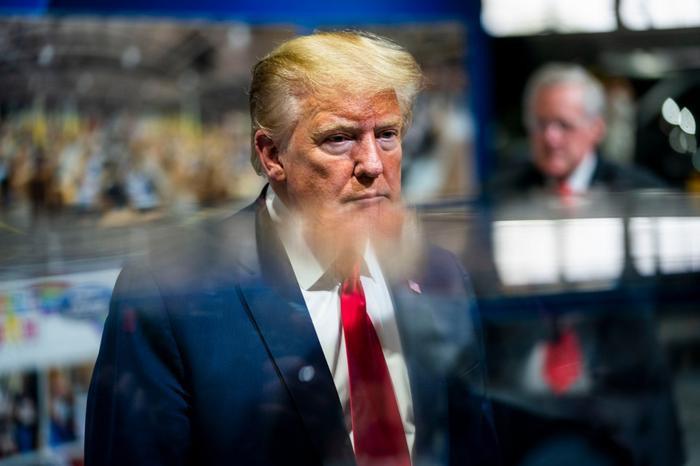 Facebook chính thức 'cấm cửa' ông Trump trong vòng 2 năm Ảnh 3