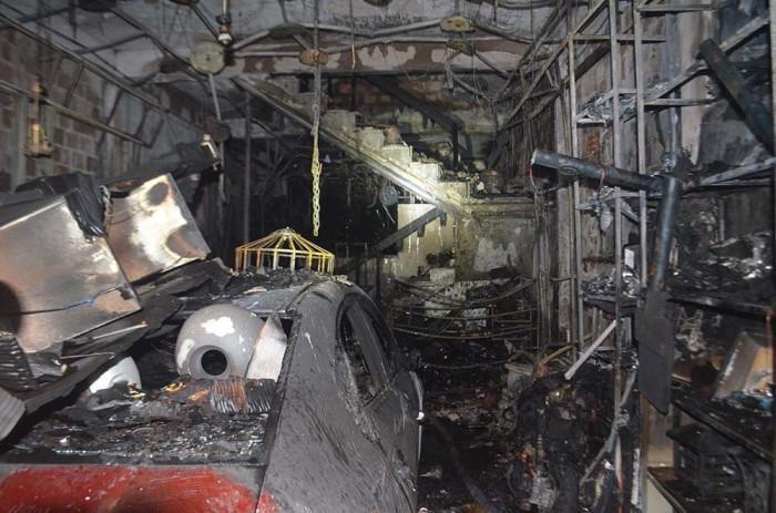 Vụ cháy khiến 4 người tử vong: Xót xa cuộc điện thoại cuối cùng 'Ba ơi, qua cứu chúng con với...' Ảnh 2