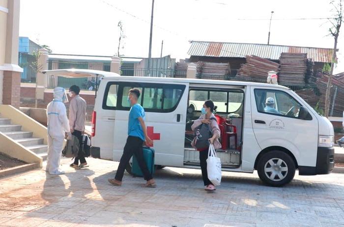 12 người trốn cách ly ở Bà Rịa - Vũng Tàu đã quay trở về quận Gò Vấp Ảnh 1