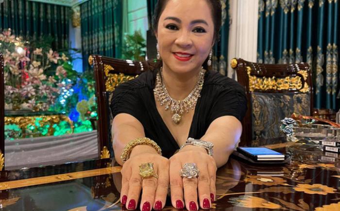 CEO Đại Nam tiết lộ 'chủ nhân tương lai' của khối kim cương khủng mà mình đang sở hữu Ảnh 1