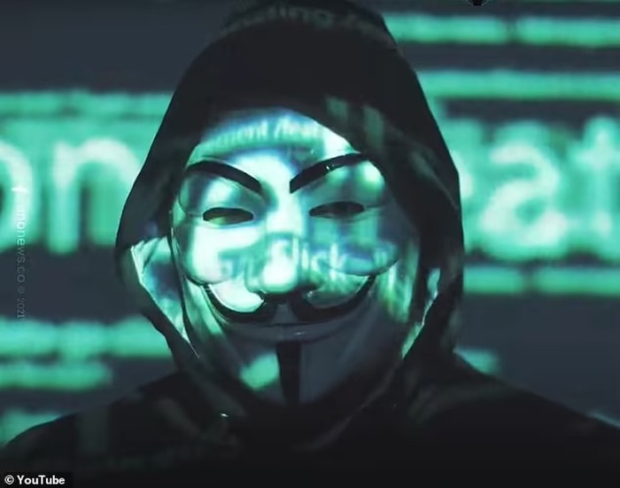 Lý do Elon Musk khiến nhóm hacker khét tiếng Anonymous tức giận Ảnh 1