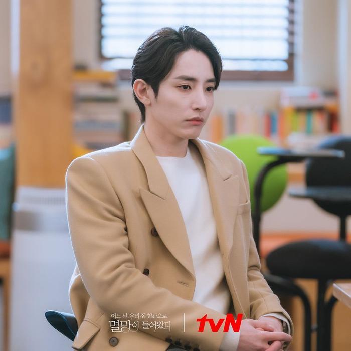 Lee Soo Hyuk - từ chàng ma cà rồng si tình đến nam thần lạnh lùng nhất màn ảnh Hàn 2021 Ảnh 1