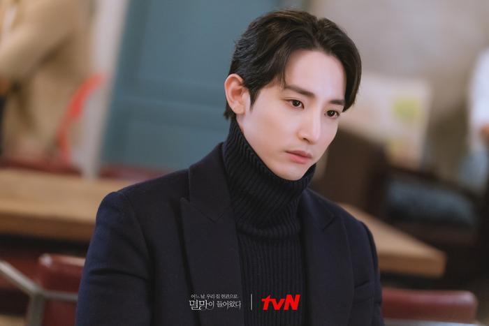 Lee Soo Hyuk - từ chàng ma cà rồng si tình đến nam thần lạnh lùng nhất màn ảnh Hàn 2021 Ảnh 3